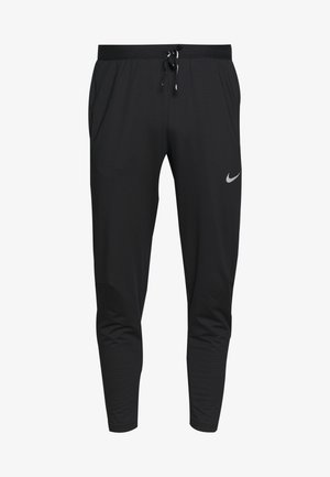 ELITE PANT - Tracksuit bottoms - black/reflective silver