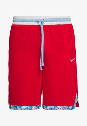DRY DNA SHORT - Pantalón corto de deporte - university red/psychic blue