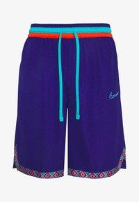 Nike Performance - DRY DNA SHORT - Sports shorts - regency purple/oracle aqua - 0