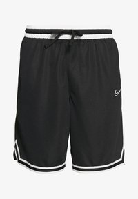 Nike Performance - DRY DNA SHORT - Krótkie spodenki sportowe - black/black/white - 4