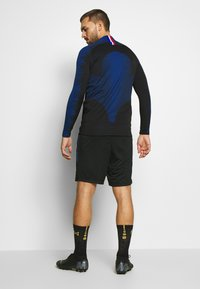 Nike Performance - PARIS ST GERMAIN  - Pantalón corto de deporte - black/hyper cobalt/white - 2