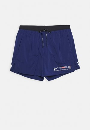 STRIDE SHORT - Sports shorts - blue void/white