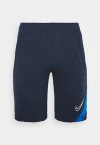 Nike Performance - DRY ACADEMY SHORT - Sports shorts - obsidian/soar/white - 4