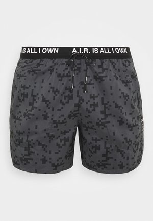 FLEX STRIDE SHORT ART - Short de sport - black