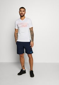 Nike Performance - FLEX SHORT - Sports shorts - obsidian/black/soar - 1
