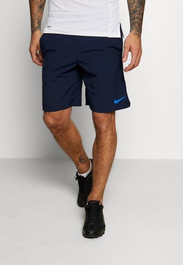 FLEX SHORT - Sports shorts - obsidian/black/soar