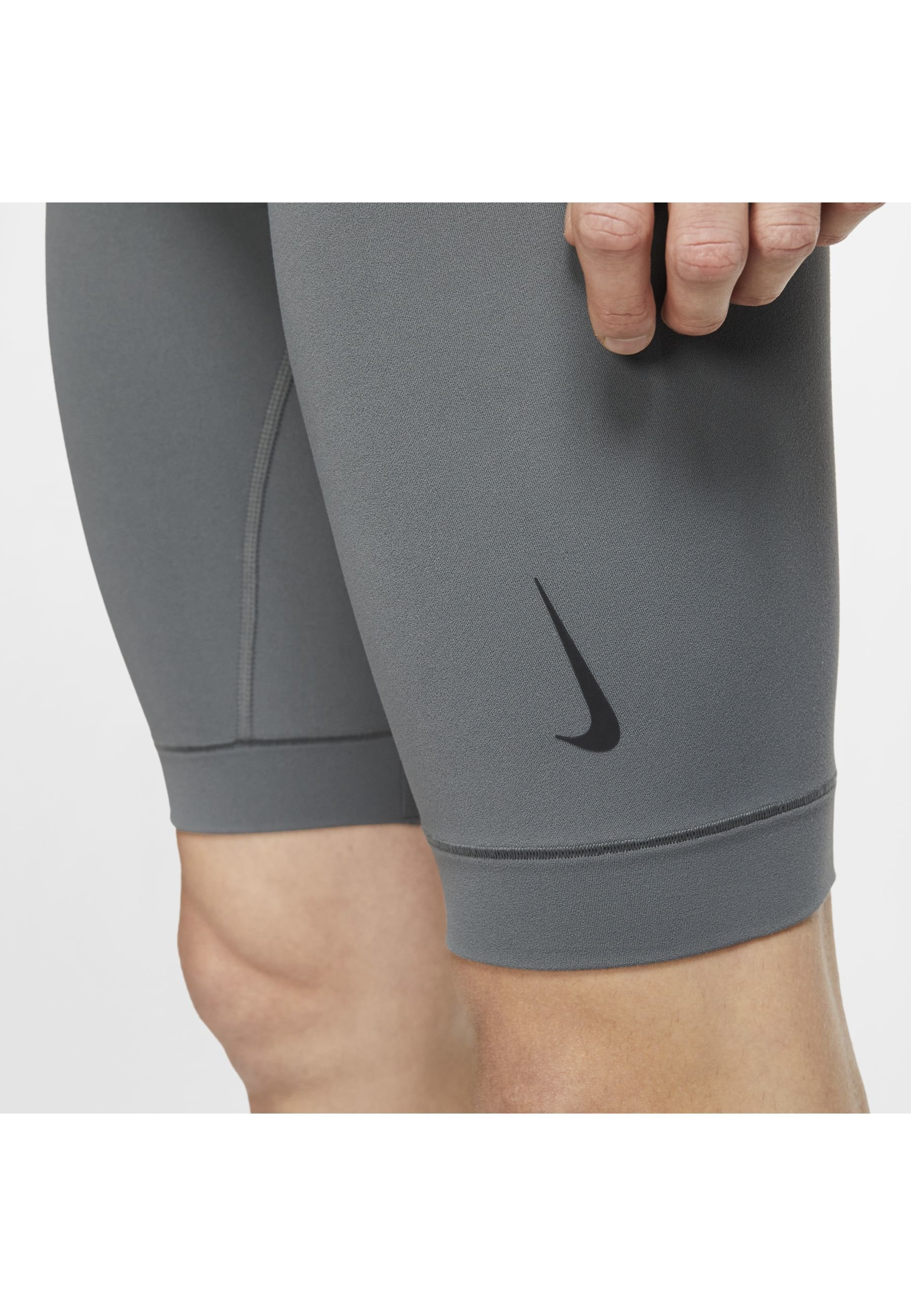 Nike Performance Dry Short Yoga - Collant Iron Grey/black 0mCZtLl