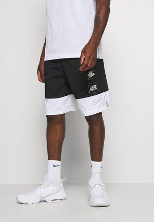 SHORT - Sports shorts - black