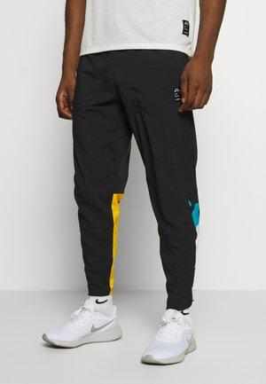 PANT ART - Pantalones deportivos - black