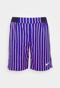 Nike Performance - SLAM - Sports shorts - deep night/blackened blue/ghost green - 4