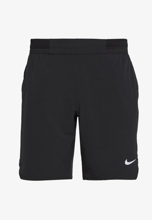 ACE SHORT - Short de sport - black/white