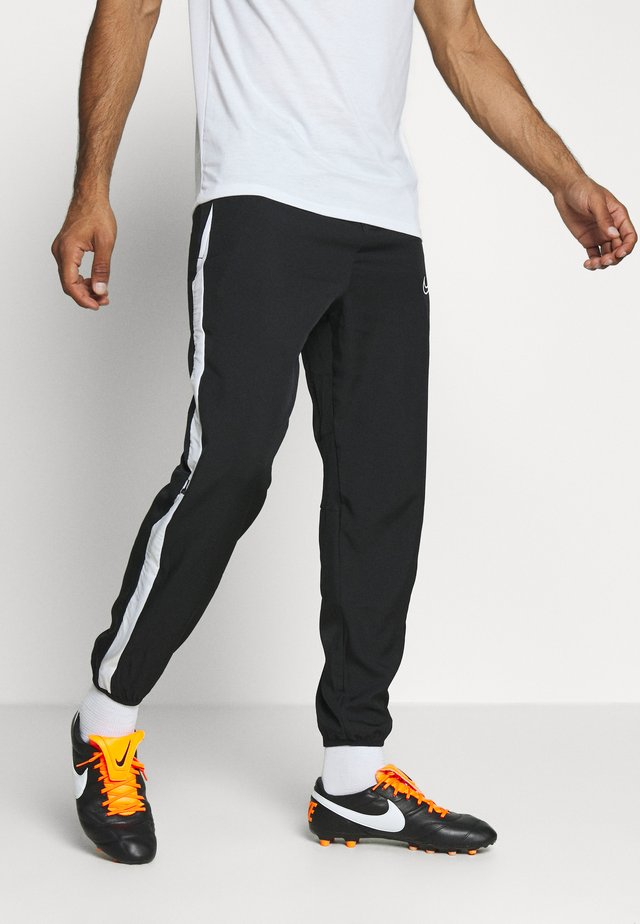 DRY ACADEMY PANT - Pantaloni sportivi - black/white