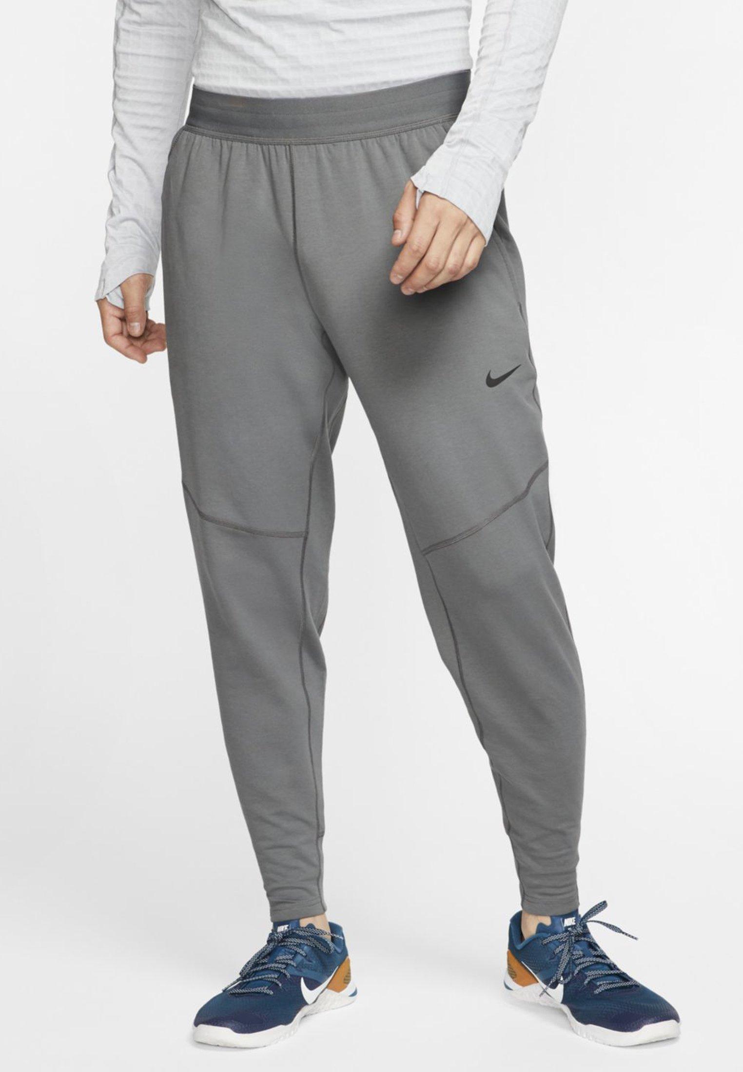Nike Performance DRI-FIT - Spodnie treningowe - iron grey/black