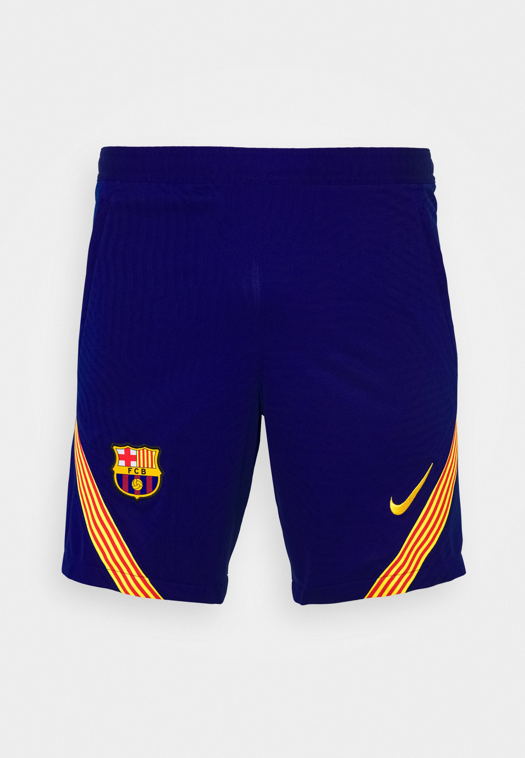 FC BARCELONA DRY SHORT Korte broeken deep royal blueamarillo