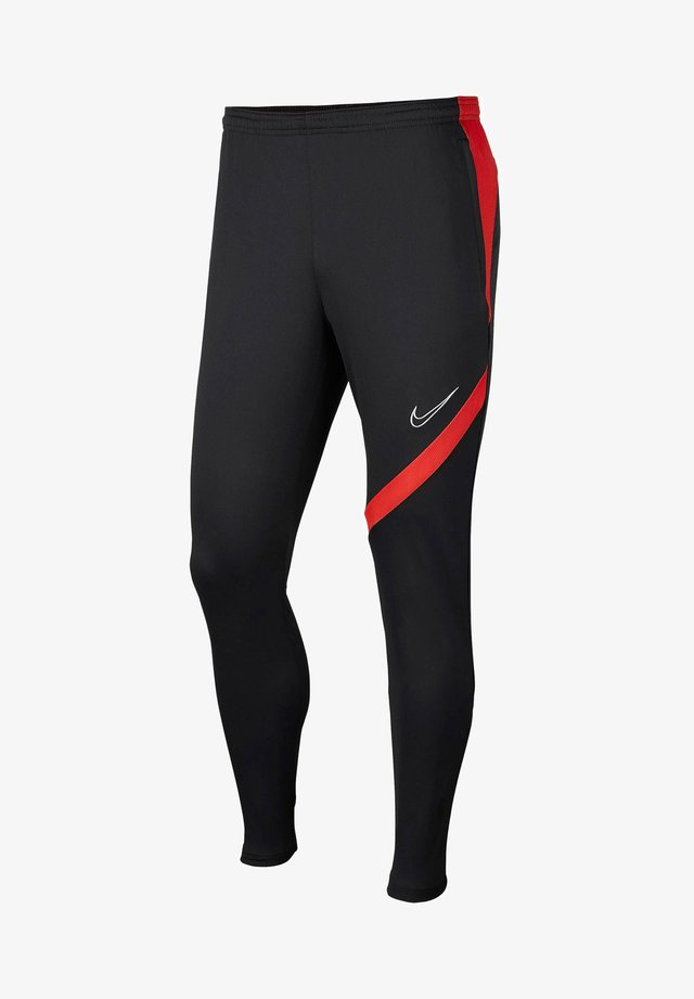 DRI-FIT ACADEMY PRO - Tracksuit bottoms - grey/red