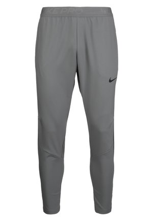NIKE PERFORMANCE FLEX VENT MAX TRAININGSHOSE HERREN - Träningsbyxor - smoke grey/black