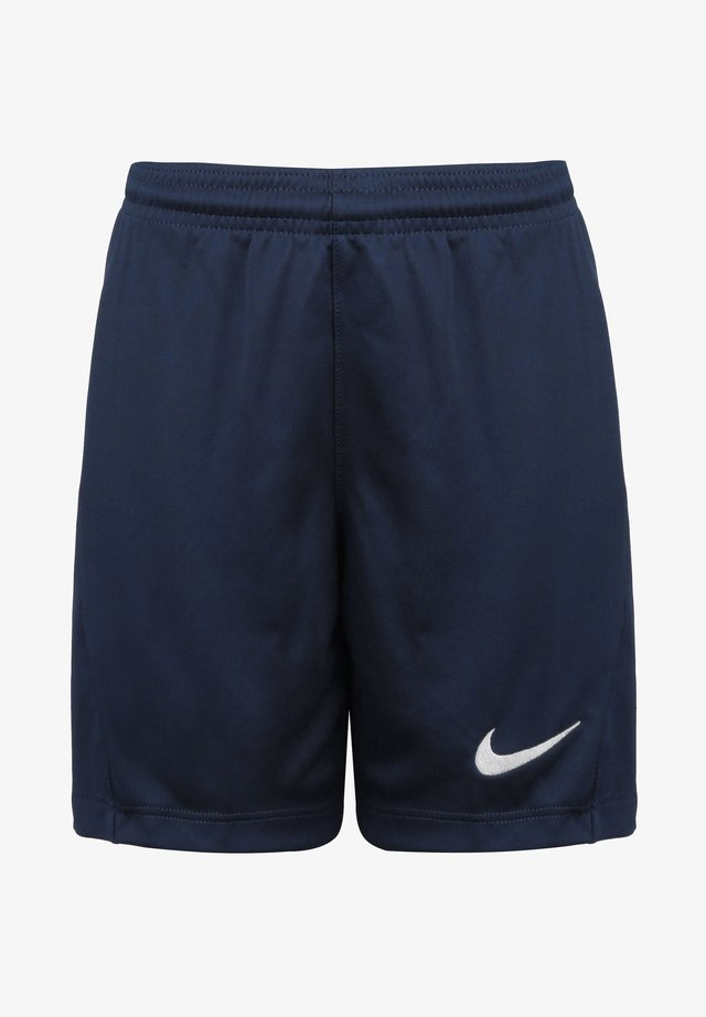 Sports shorts - midnight navy / white
