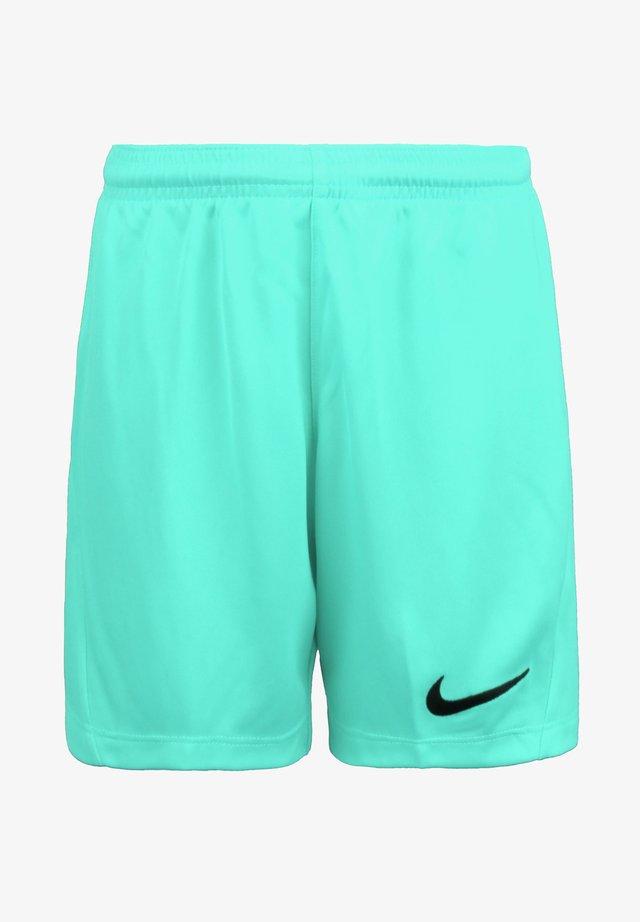 Sports shorts - hyper turquoise / black