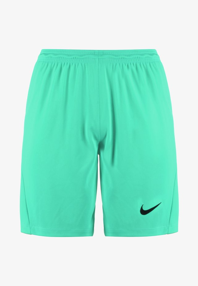 DRY PARK III - Sports shorts - hyper turquoise / black