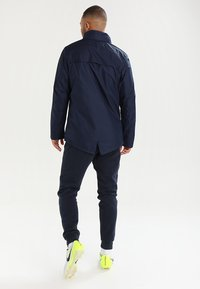 Nike Performance - ACADEMY18 - Impermeable - obsidian/obsidian/white - 3
