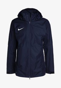 Nike Performance - ACADEMY18 - Impermeable - obsidian/obsidian/white - 6