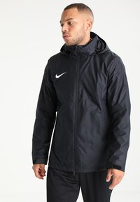 Nike Performance - ACADEMY18 - Impermeable - black/black/white - 0