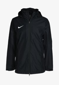 Nike Performance - ACADEMY18 - Impermeable - black/black/white - 6