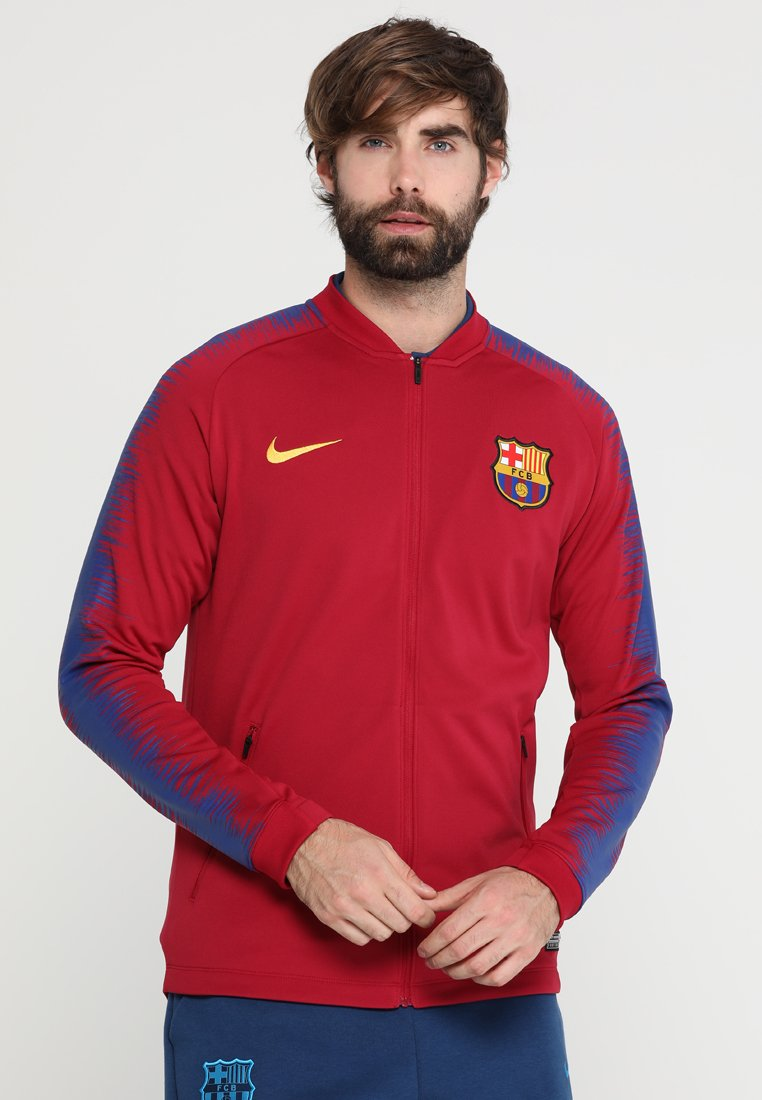 Nike Performance - FC BARCELONA  - Vereinsmannschaften - noble red/deep royal blue/university gold