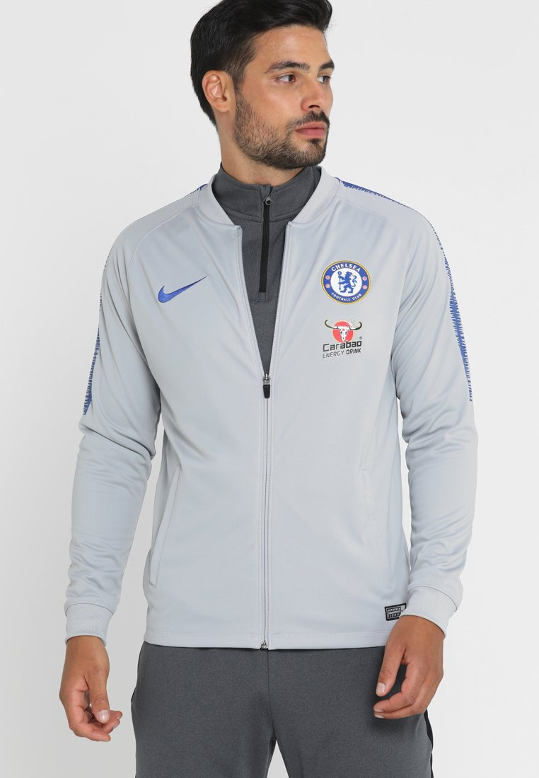 Nike Performance - CHELSEA LONDON DRY - Vereinsmannschaften - wolf grey/rush blue