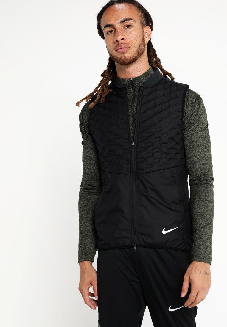 Nike Performance - AEROLOFT VEST - Veste - black