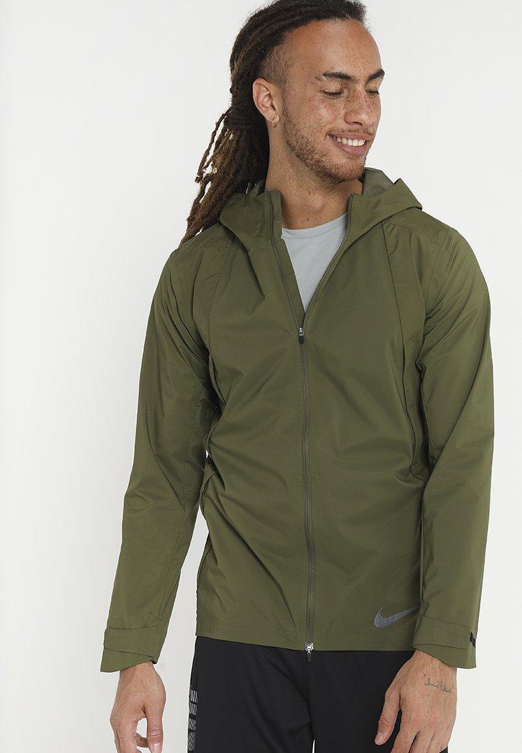 Nike Performance - ZONAL AEROSHIELD JACKET - Sports jacket - olive canvas/reflect black