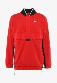 Nike Performance - RETRO - Windjack - university red/black/white - 7