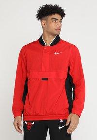 Nike Performance - RETRO - Windjack - university red/black/white - 0