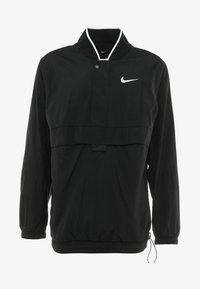 Nike Performance - RETRO - Windbreaker - black/white - 7
