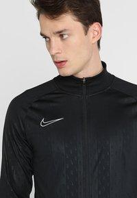 Nike Performance - DRY - Chaqueta de entrenamiento - black/white - 3
