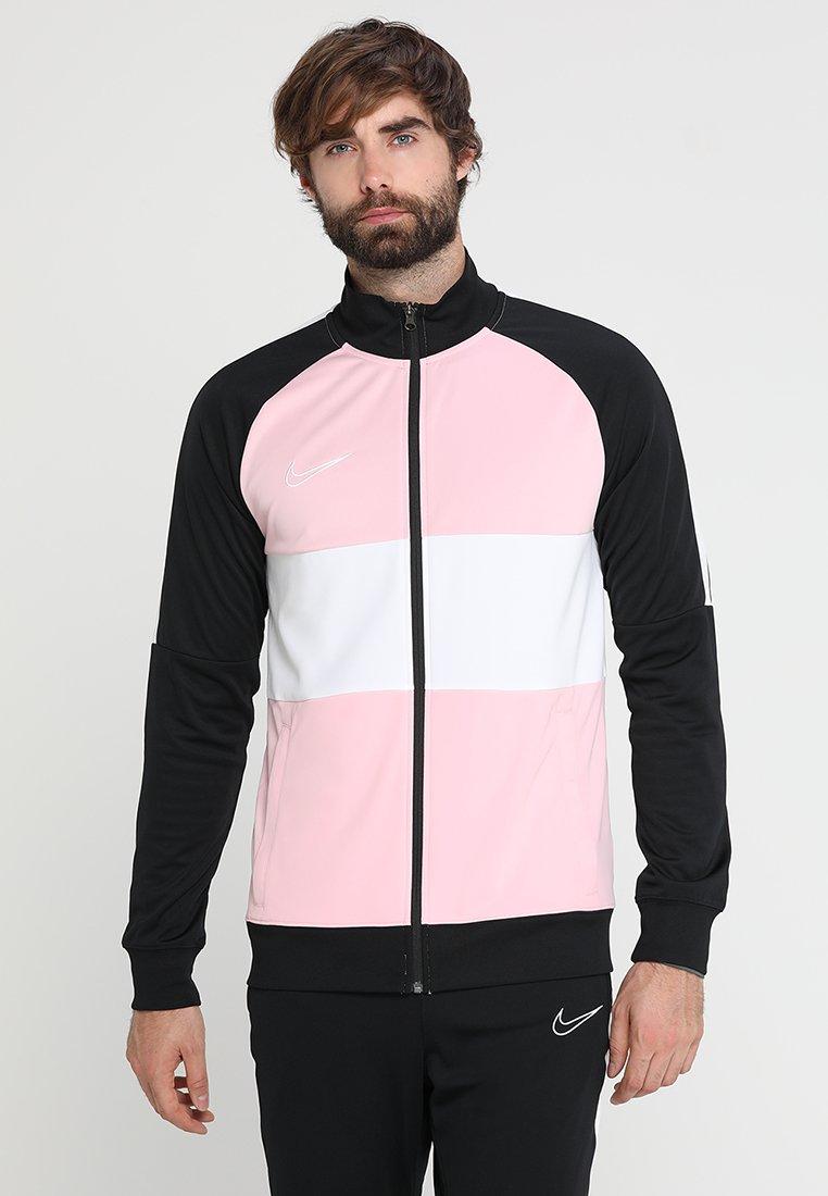 Nike Performance - DRY ACADEMY - Trainingsjacke - black/med soft pink/white