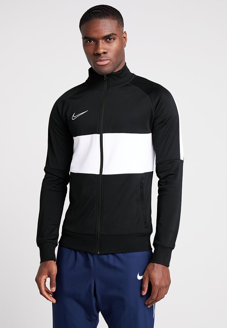 Nike Performance - DRY ACADEMY - Trainingsjacke - black/white