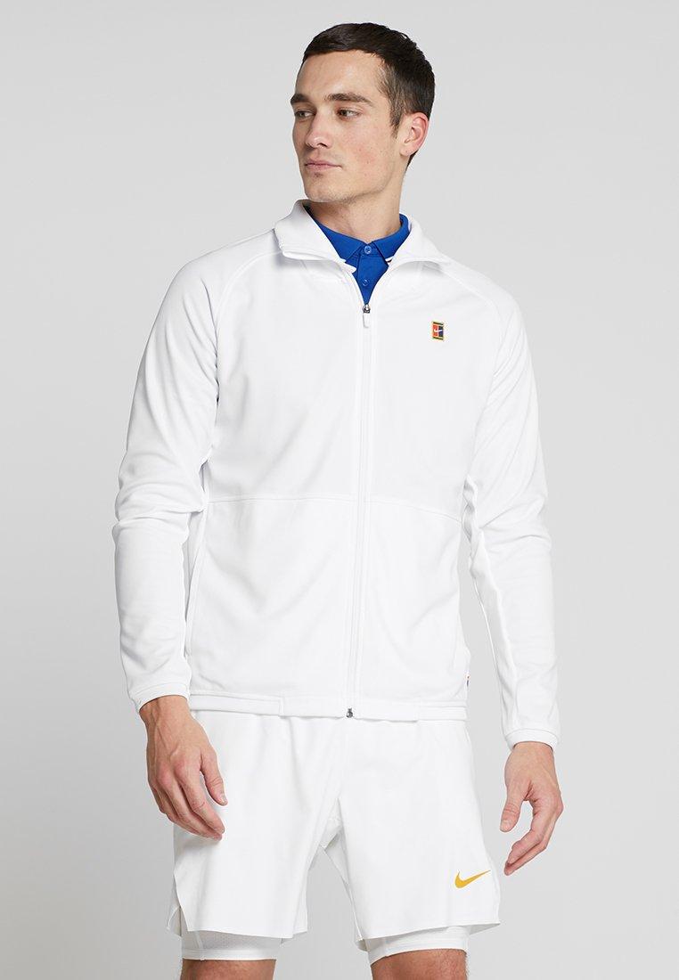 Nike Performance - JACKET - Chaqueta de entrenamiento - white
