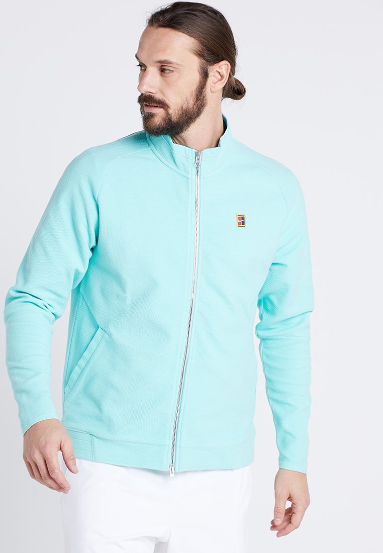 Nike Performance - JACKET HERITAGE - Sudadera con cremallera - tropical twist/white
