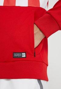 Nike Performance - ATLETICO MADRID - Träningsjacka - sport red/white/white/deep royal blue - 5