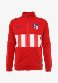 Nike Performance - ATLETICO MADRID - Träningsjacka - sport red/white/white/deep royal blue - 4