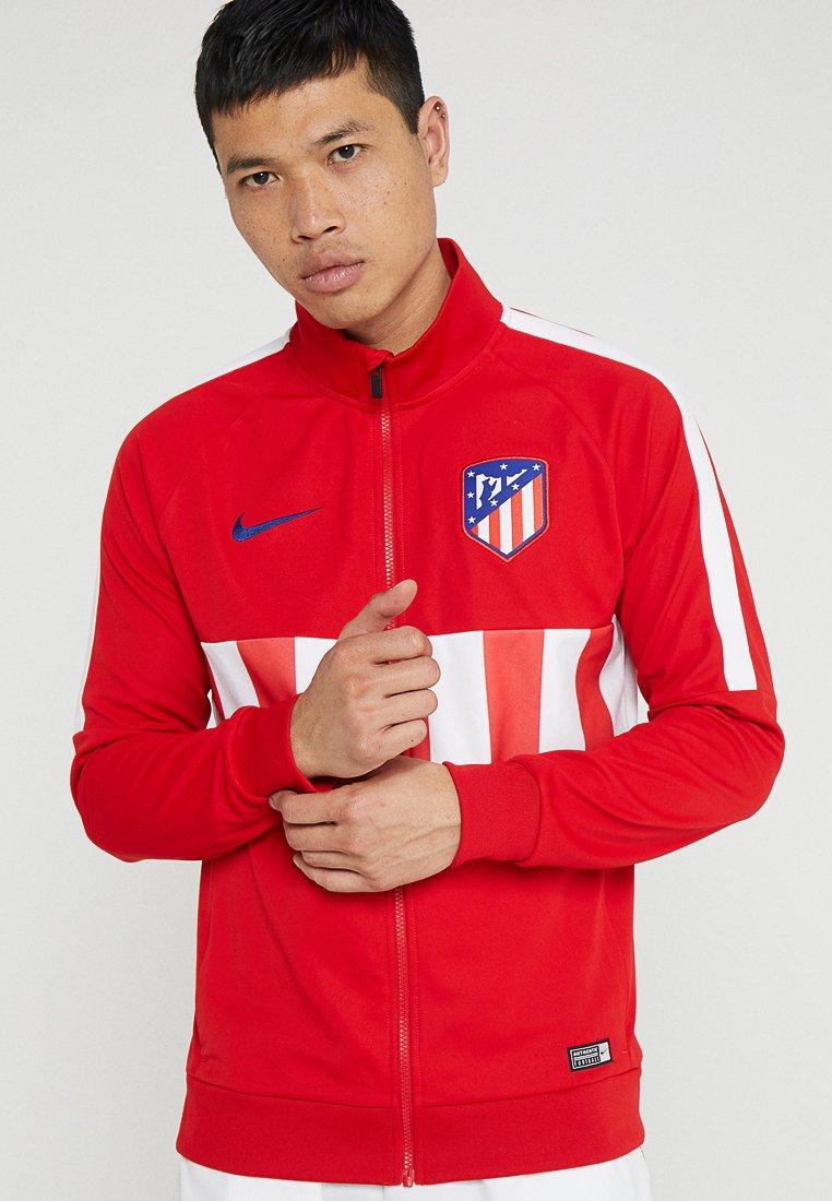 Nike Performance - ATLETICO MADRID - Träningsjacka - sport red/white/white/deep royal blue