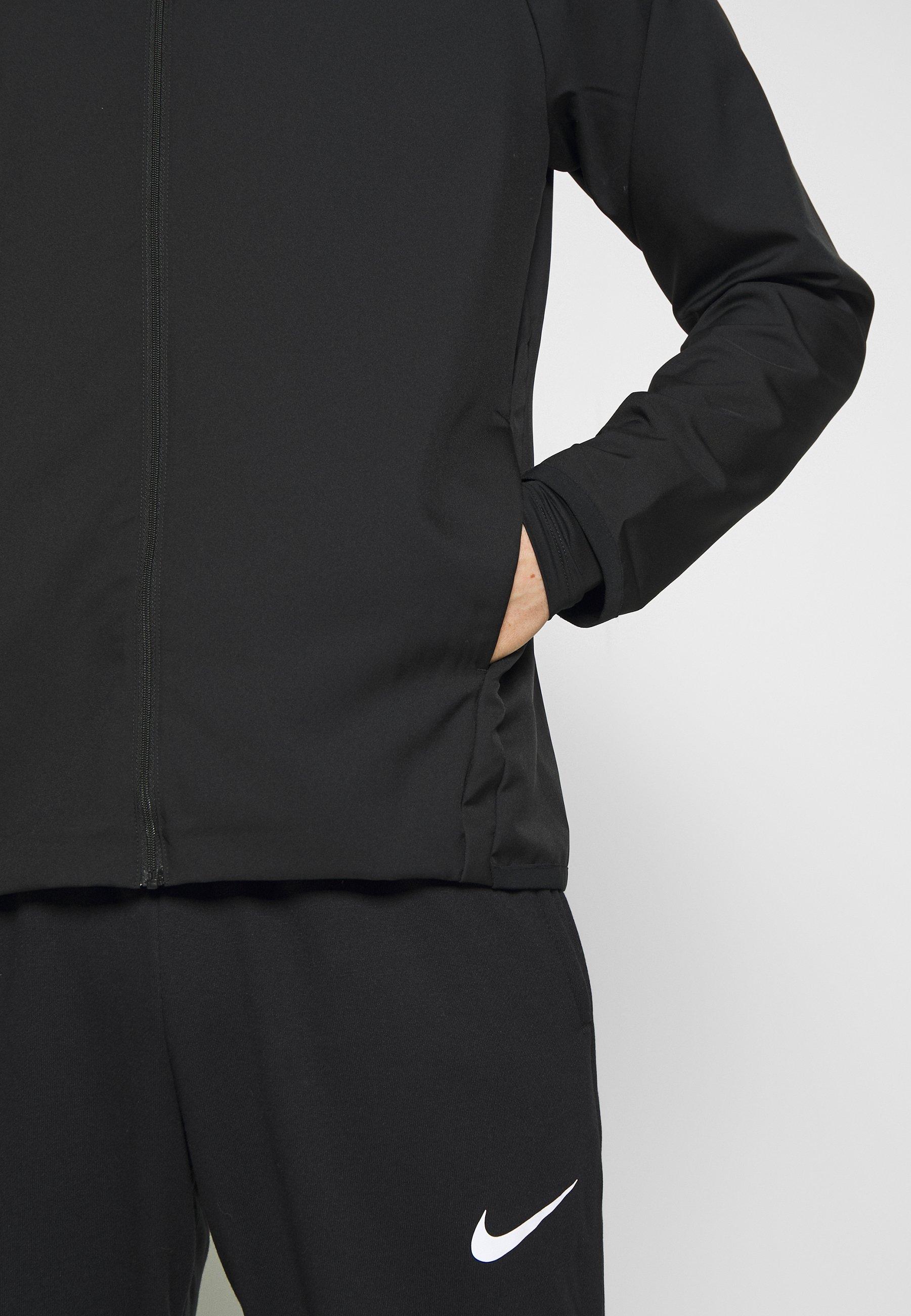 DRY TEAM Treningsjakke blackblack