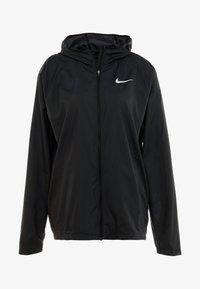 Nike Performance - Kurtka sportowa - black/reflective silver - 4