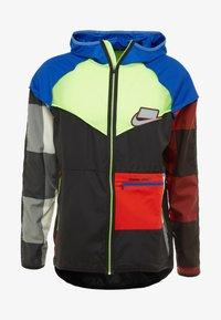 Nike Performance - WILD RUN - Sports jacket - game royal/black/volt/reflective silver - 5