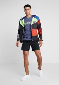 Nike Performance - WILD RUN - Sports jacket - game royal/black/volt/reflective silver - 1