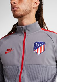 Nike Performance - ATLETICO MADRID  - Träningsjacka - gunsmoke/sport red - 5