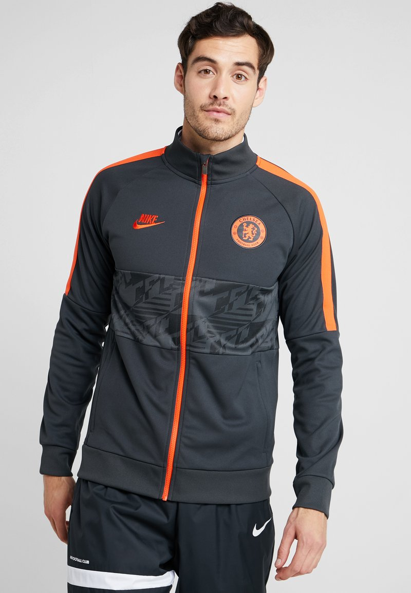 Nike Performance - CHELSEA FC - Equipación de clubes - anthracite/rush orange