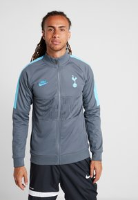 Nike Performance - TOTTENHAM HOTSPURS - Chaqueta de entrenamiento - flint grey/blue fury - 0