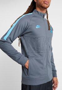 Nike Performance - TOTTENHAM HOTSPURS - Chaqueta de entrenamiento - flint grey/blue fury - 3
